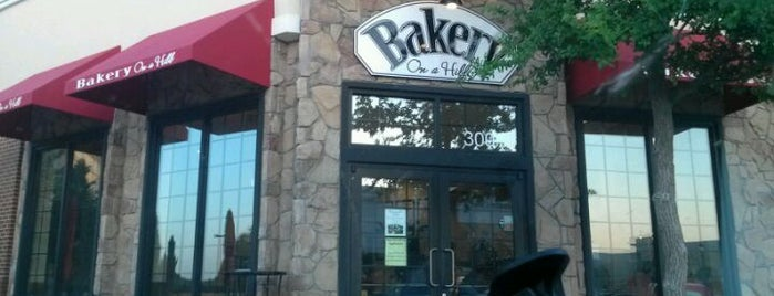 Bakery On A Hill is one of FOOD in Dallas-Ft Worth Metroplex.
