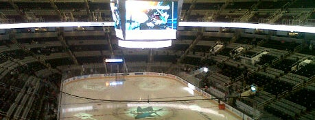 SAP Center at San Jose is one of Top Picks for Sports Stadiums/Fields/Arenas.
