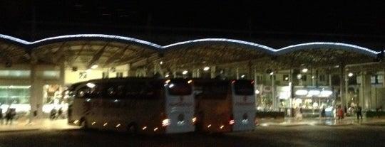 Afyonkarahisar Şehirler Arası Otobüs Terminali is one of En çok check-inli mekanlar.