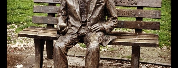 Alan Turing Memorial Statue is one of Lugares favoritos de Daz.