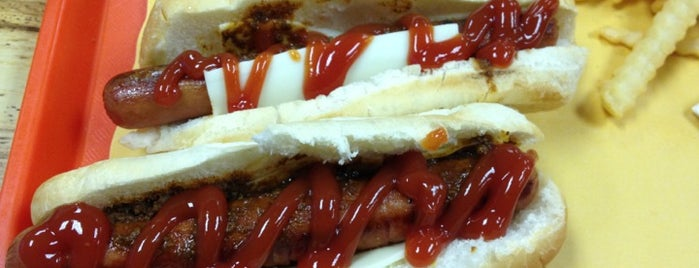 Yocco's - The Hot Dog King is one of Hot Dogs.