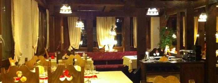 Hotel Restaurant Rustica is one of สถานที่ที่ David ถูกใจ.