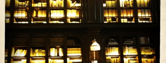 The Library at The NoMad is one of Tonight in NY!.