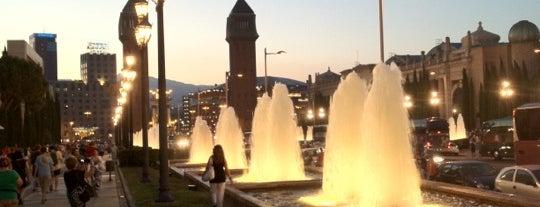 Montaña de Montjuïc is one of Barcelona City Guide.