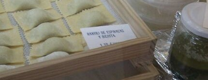 Taller de Pasta is one of Deja vu.