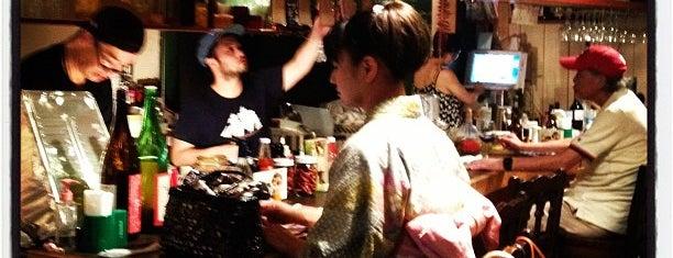 ヒシモ (hishimo) is one of Tokio.