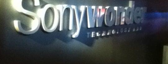 Sony Wonder Museum is one of Falta.