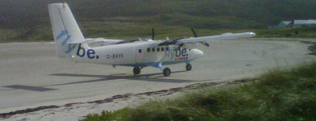 Barra Airport (BRR) is one of Airports Worldwide....