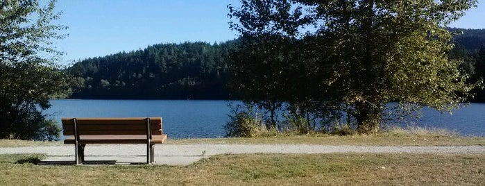 Lake Padden Park is one of Washington State - (Northwest).