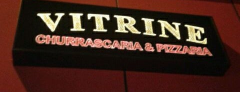 Vitrine Bar e Pizzaria is one of Baixo Augusta.