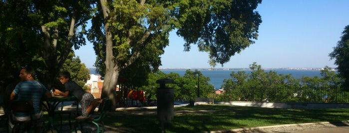 Jardim Botto Machado is one of Esplanada.