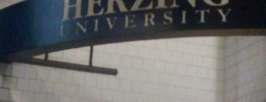 Herzing University is one of Lugares guardados de @TimekaWilliams.