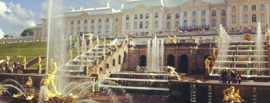 Peterhof Museum Reserve is one of Sight-Seeing in SPB.