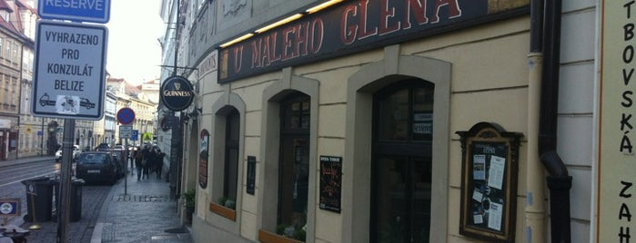 U Malého Glena is one of Honest Guide – Prague.