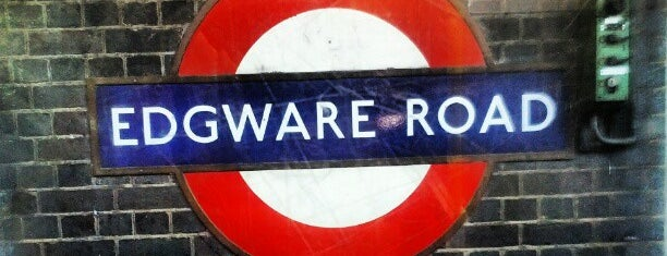 Edgware Road is one of United Kingdom.