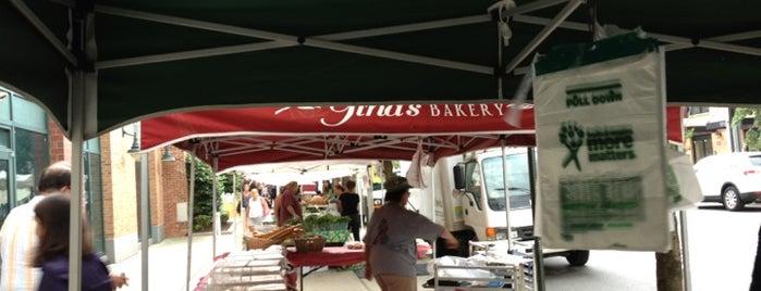 Hoboken Uptown Farmers' Market is one of บันทึกเดินทาง New York.