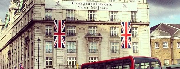 The Ritz London is one of Unsere TOP Empfehlungen für London.