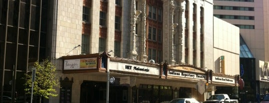 Indiana Repertory Theatre is one of StorefrontSticker City Guides: Indianapolis.