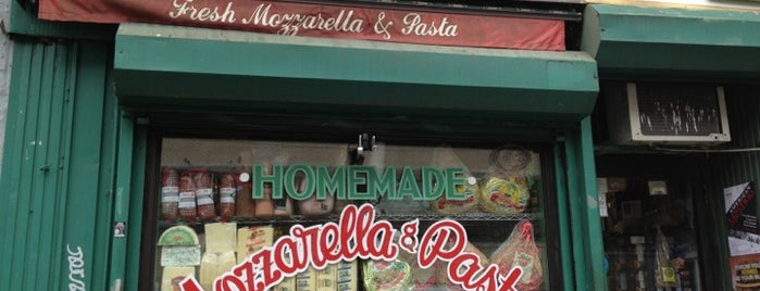 Russo's Mozzarella & Pasta is one of East Village.