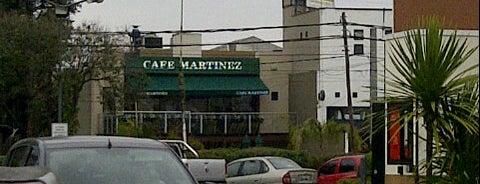 Café Martínez is one of Comí en:.
