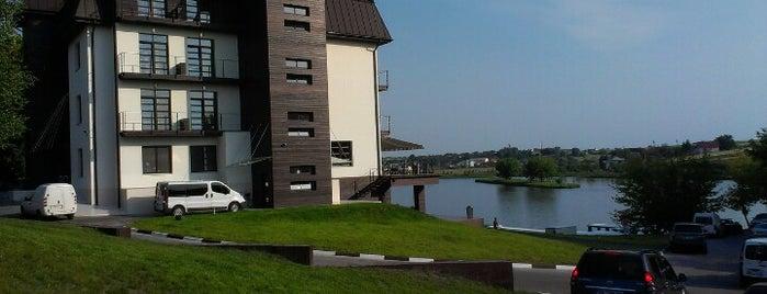 Парк-готель Швейцарія is one of Locais curtidos por Vadym.