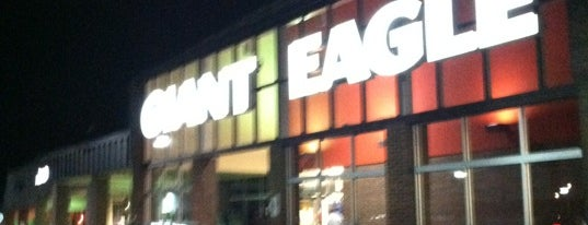 Giant Eagle Supermarket is one of Markets.