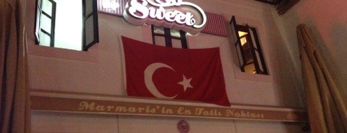 So Sweet Cafe-Bar is one of Gidilmiş Sevilmiş Mekanlar.