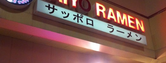 Taiyo Ramen is one of Places to go~.