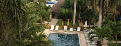 Hotel Boutique Magic Blue Playa del Carmen is one of Lieux sauvegardés par Julian.