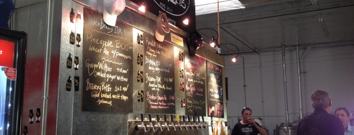 Bravery Brewing Co. is one of Beer-Bar-Brew-Breweries-Drinks.