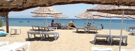 El Turco Beach Club is one of Ayvalık-Cunda.