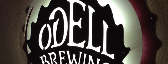 Odell Brewing Company is one of BrewDog Show Mentions.