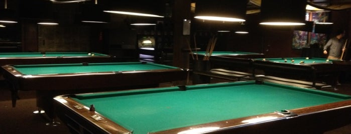 Belltown Billiards & Lounge is one of 100 Places To Eat & Drink in Belltown (Seattle).