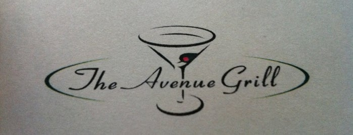 Avenue Grill is one of Rado Dinner.
