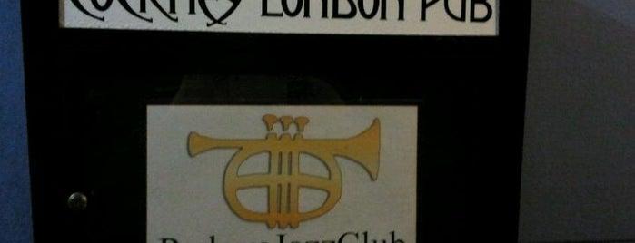 Cockney London Pub is one of สถานที่ที่ Giorgio ถูกใจ.