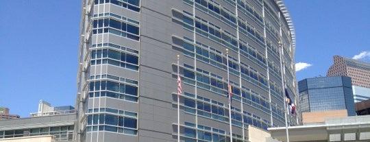 Wellington E. Webb Municipal Office Building is one of Denver Sites.