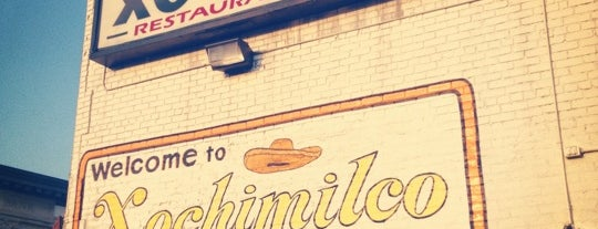 Xochimilco Restaurant is one of Detroit Food City.