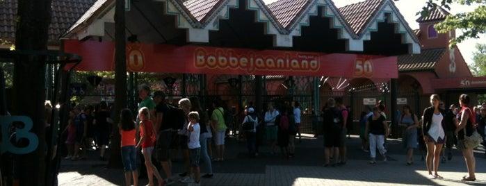 Bobbejaanland is one of Uitstap idee.
