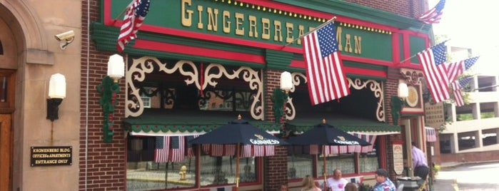 Gingerbread Man is one of Pubs Breweries and Restaurants.