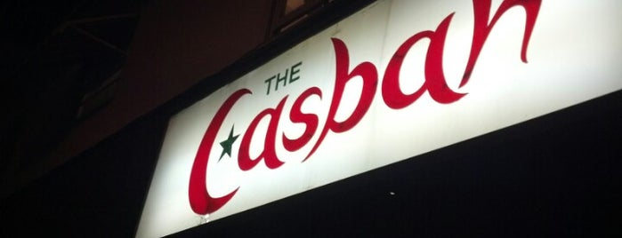 The Casbah is one of so cal.