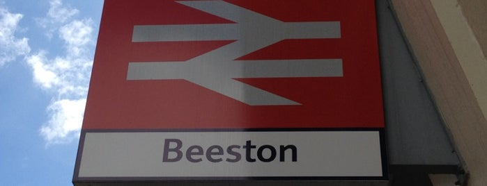 Beeston Railway Station (BEE) is one of Carl'ın Beğendiği Mekanlar.