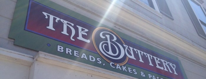 The Buttery is one of Around the World - Noms.