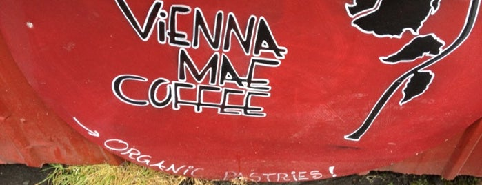 Vienna Mae Coffee is one of Claudiaさんのお気に入りスポット.