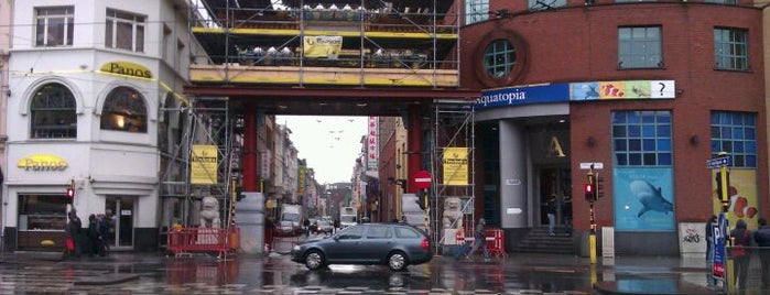 Chinatown is one of 80 must see places in Antwerp.