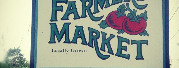 Durham Farmers Market is one of Durham Favorites.