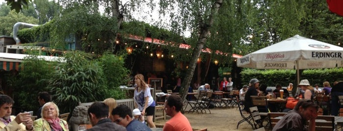 Schleusenkrug is one of 🍻 Best of Biergarten in Berlin.