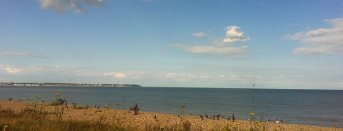 Sandwich Bay is one of Staycation.
