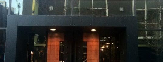 Hard Rock Cafe Seattle is one of 2012 MLA Seattle.