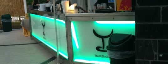 Bar Bianco is one of Milan by night.