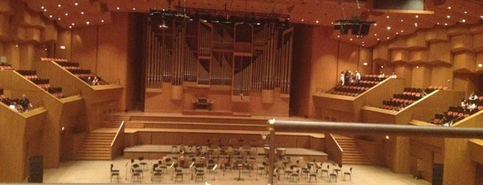 Megaron - Athens Concert Hall is one of A local's guide: 48 hours in Athens.